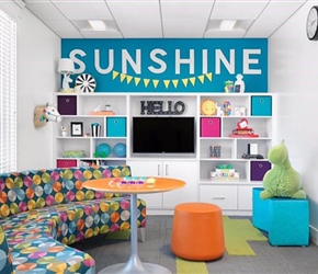 Child and Teen Activity Room